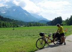 Radweg Going - Wörgl