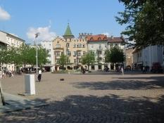 Brixen, Domplatz