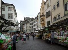 Bozen, Markt