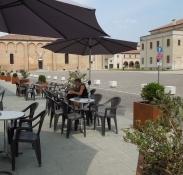 San Benedetto Po, Piazza Folengo