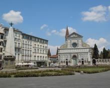 Florenz, Piazza di Santa Maria Novella
