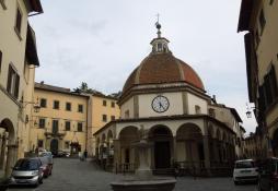 Poppi, Chiesa di S. Maria del Morbo