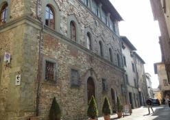 Bibbiena, Palazzo Dovizi