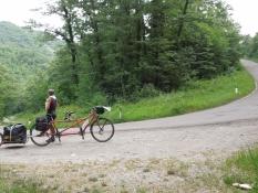 SP 106, von Sasso nach Col di Casenova