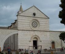 Assisi, Basilica di Santa Chiara
