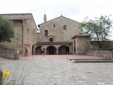 Assisi, San Damiano