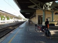 Assisi, Bahnhof