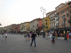 Verona, Piazza Brà
