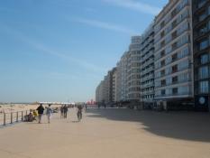 Oostendes arkitektur er ikke nær så køn/Oostendeʹs architecture isnʹt quite as attractive