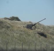Tysk kystartilleri fra sidste krig/German coast artillery from WW2.