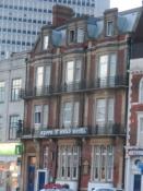 For mange år siden var det et flot hotel/Many years ago it was a posh hotel