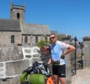 Mange normanniske kirker står tilbage/Quite a lot Norman churches remain