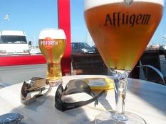 Fransk øl er også værd at drikke/French beer is worth drinking as well