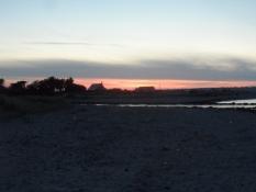 Den smukkeste aften i mands minde/The most beautiful evening for ages