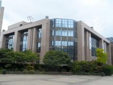 Det her er en del af Justus-Lipsius-bygningen med EU Rådet/This is the building of the EU Council
