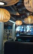 Lækkert design på Aloft Brussels Schuman/Posh design at Aloft Brussels Schuman