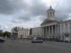 Sankt Jakobs-kirken på Kongepladsen/Saint Jacobʹs church on the Royal Square