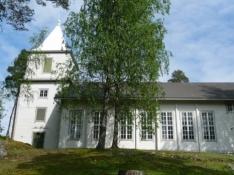 neden for trækirken i Koijärvi/under the wooden church of Koijärvi