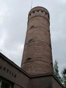 Udsigtstårnet på Pyynikki-bjerget/The lookout tower on the Pyynikki-hill