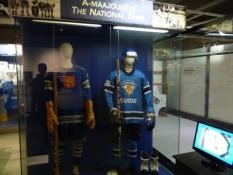 To finske landsholdsdragter/Two Finnish national team jerseys
