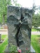 Juice Leskinens grav/The grave of Juice Leskinen
