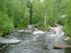 Midtfinsk landskab/Landscape in central Finland
