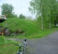 Rester af byens fæstning/Remnants of the cityʹs fortress