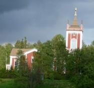 Kirken i Tervola/Tervola church