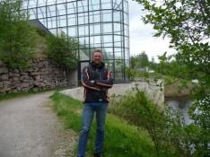 Arktikums arkitekt er også dansker/Arktikumʹs architect is also a Dane
