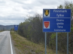 Farvel Finland, goddag Norge/Goodbye Finland, hello Norway