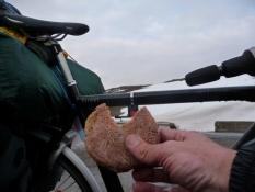 Tid til finsk rugbrød/Time for a break with Finnish rye bread