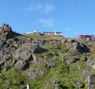 Hus med flot udsigt/A house with a view