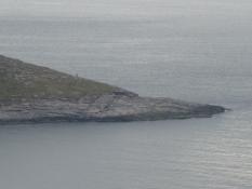 Det er ikke nær så spektakulært. Men nordligere!/Itʹs not nearly as spectacular. But further north!