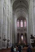 Nantes, Kathedrale, Hauptschiff