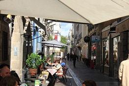 Nantes, Rue du Château