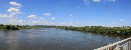 Loire bei Oudon