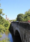Loire-Radweg bei Le View Bourgh
