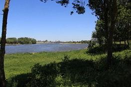 Loire-Radweg bei Le Pont de Vallée