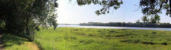 Loire bei La Possonniere