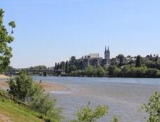Angers von Südwesten