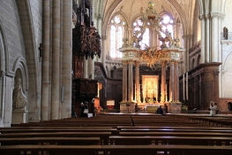 Kathedrale in Angers