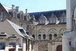 Erzbischöfliches Palais in Angers