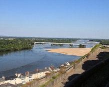 Loire bei Saumur