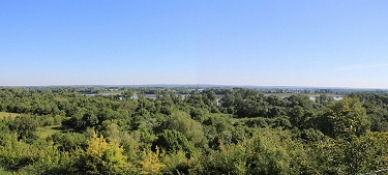 Loire-Tal zwischen Souzay-Champigny und Parnay