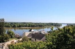 Loire bei Montsoreau