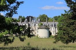 Etwas versteckt, Château de la Villaumaire