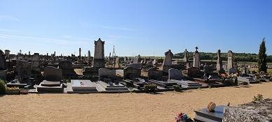 Friedhof von Souzay-Champigny