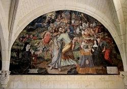 Abteikirche in Fontevraud, Kapitelsaal