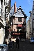 Tours, Nähe Place Plumereau