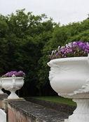Château de Chenonceau, Dianes Garten